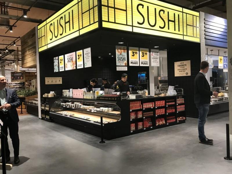 Chef Sushi